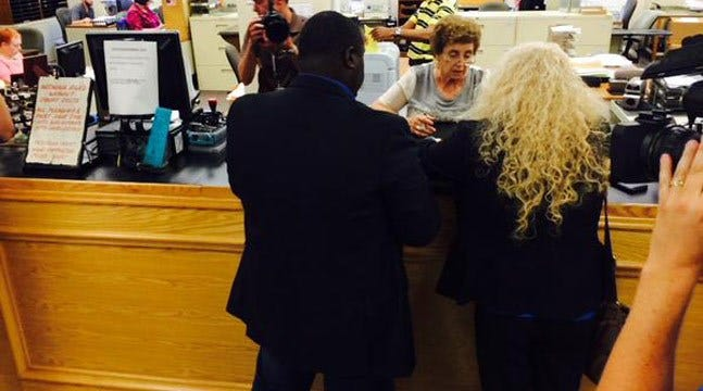Judge Denies Request To Seal Names On Petition To Investigate TCSO