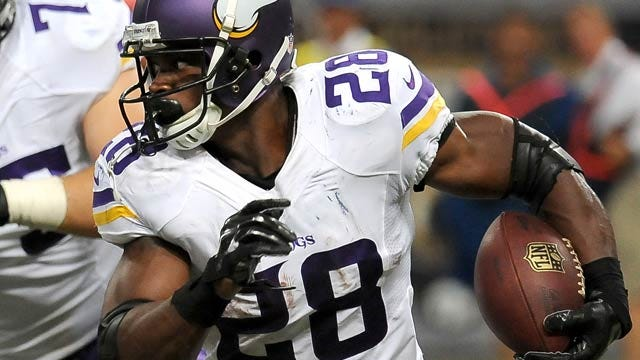 Adrian Peterson Returns To Vikings: 'I've Learned A Lot From My Mistake'
