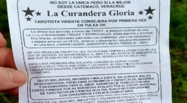 'Blessing' Scam Targeting Tulsa's Hispanic Community