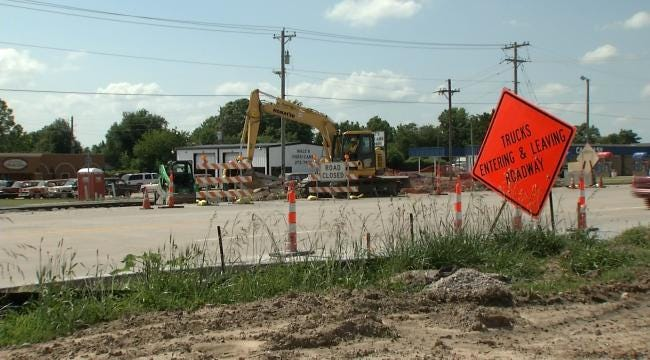City Of Owasso Growing Faster Than The Roads