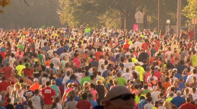 Non-Profits To Benefit From 2015 Tulsa Run