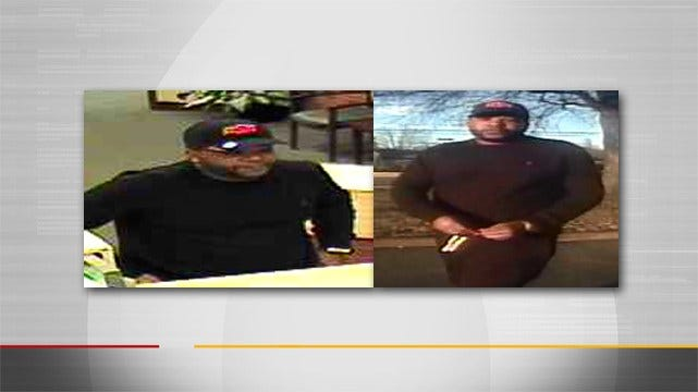 Police Looking For Man In Tulsa Check Fraud Investigation