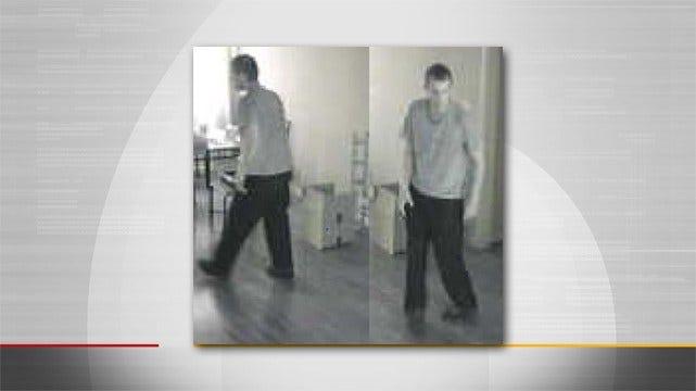 Tulsa Police Release Photos Of Midtown Burglary Suspect