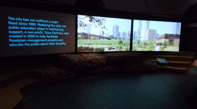 Tulsa's Flood History On Display At Washington D.C. Museum