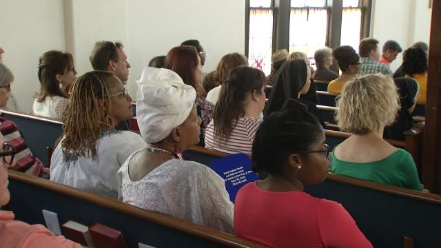 Historic Church On Greenwood Prays For Charleston Victims In Light Of Own Threats