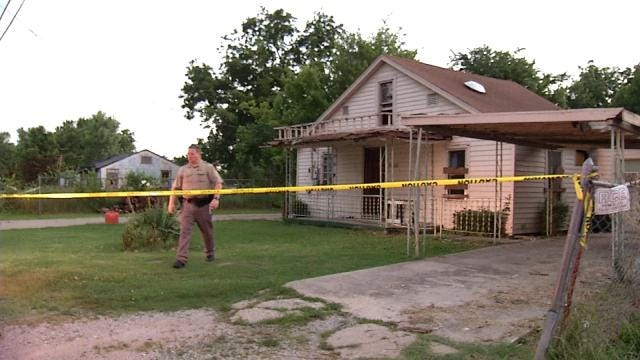 Officials Investigate 'Suspicious' Turley House Fire