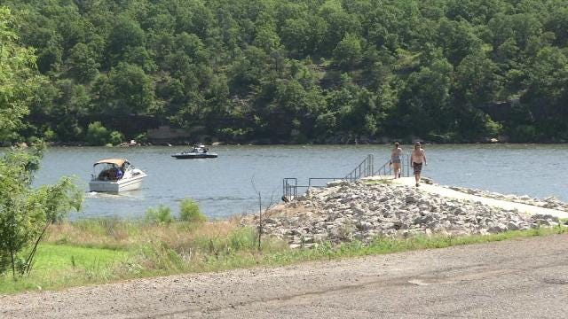 Skiatook Lake Booms As High Water Closes Other Campgrounds
