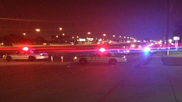 Tulsa Police Investigate Fatal Wreck On 51st Street