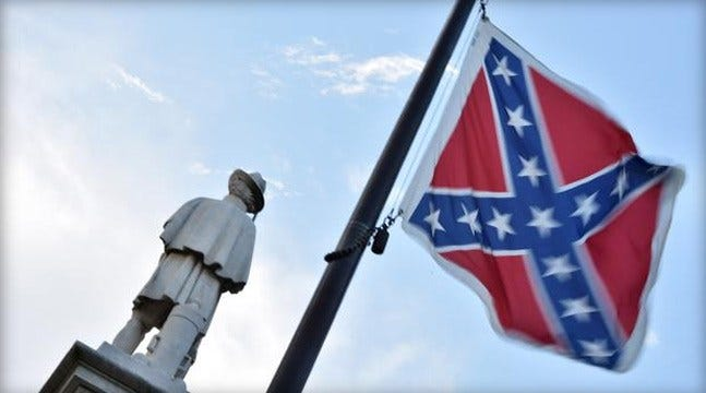 Nikki Haley: 'Time To Move' Confederate Flag From Statehouse Grounds