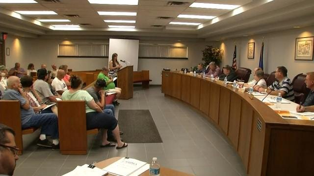 Catoosa Residents Say 'Booms' Are Damaging Homes