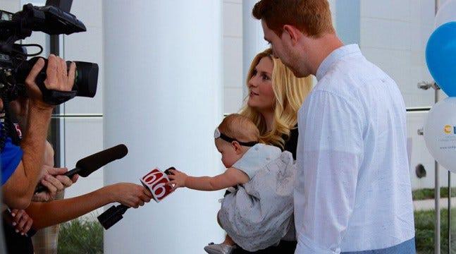 Tulsa Baby Wins College Savings Sweepstakes