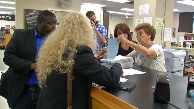 Tulsa County Sheriff's Office Grand Jury Petition Signatures Verified