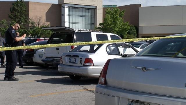 Woodland Hills Mall Shooting Victim Meets 'Angel' Who Saved Him
