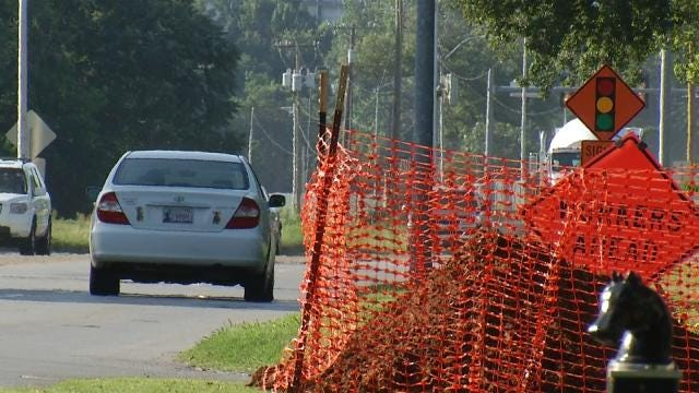 Gathering Place Construction To Close Riverside Drive For Two Years