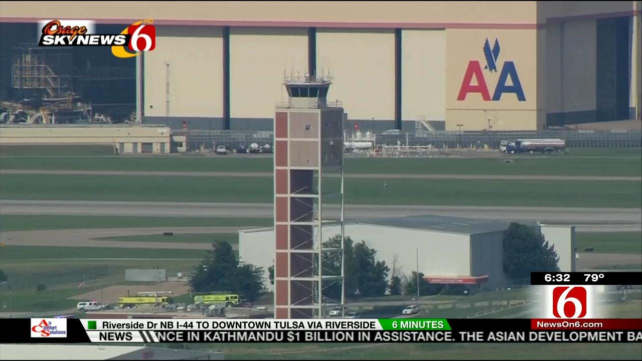 Air Quality Testing Continues At Tulsa International After Fumes Detected
