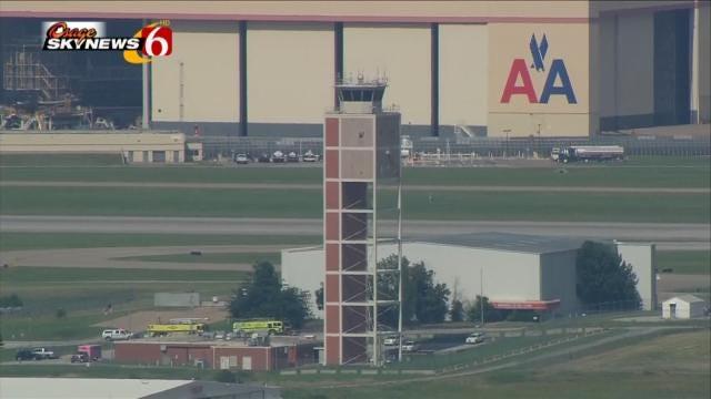 Asbestos Concern Keeps Tulsa Airport Tower Closed