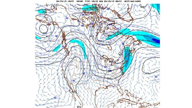 Dick Faurot's Weather Blog: Cool Front Arrives Friday