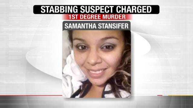 Henryetta Woman Charged With Murder After Alleged Facebook Confession
