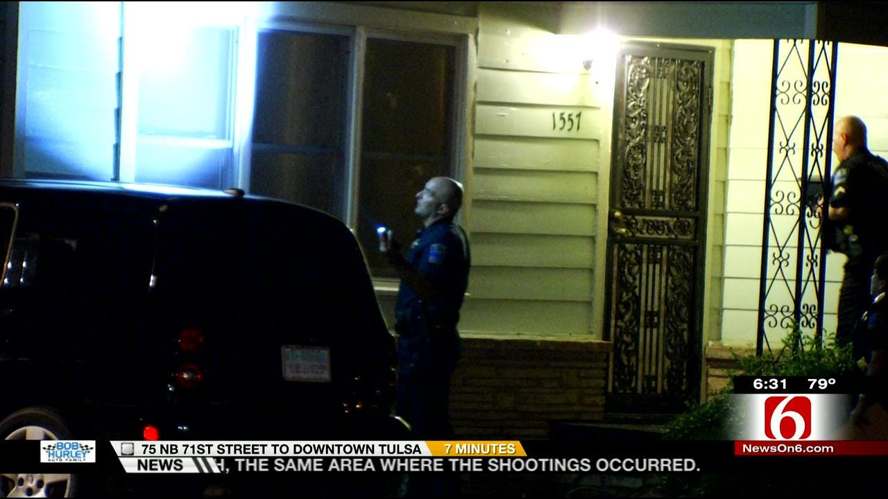TPD Stays Busy Again With Overnight 'Shots Fired' Calls