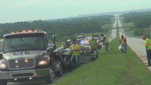 Sallisaw Woman Killed In Muskogee Turnpike Wreck