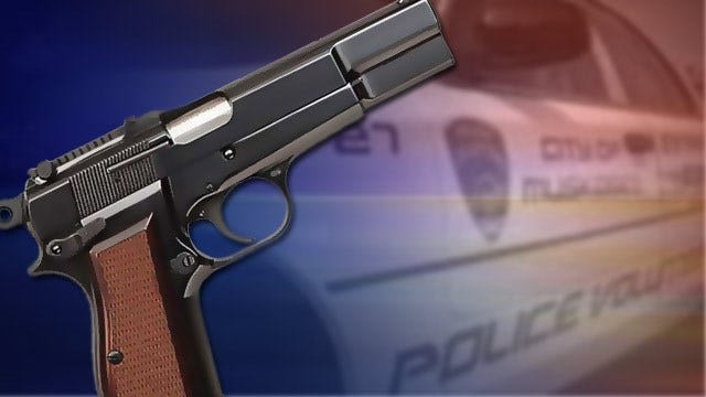 Muskogee Police Investigate After Man Found Shot In Leg