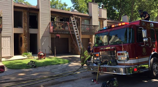 One Found Dead In Brookside Apartment Fire