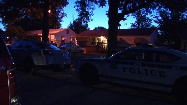 Police: Bullet Grazes Tulsa Man's Neck As He Sleeps