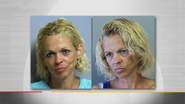 Tulsa Woman Arrested For Stealing Shoes From Teen, Public Intoxication