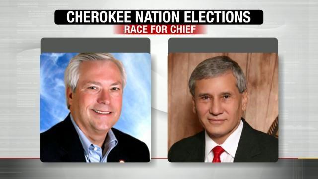 Unofficial Results: Bill John Baker Re-Elected As Cherokee Principal Chief