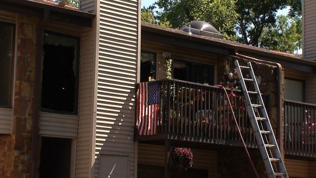 Brookside Fire Ruled Arson, Death A Suicide