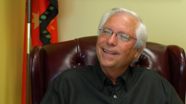 Cherokee Nation Chief Hopes To Build On High Tribal Pride