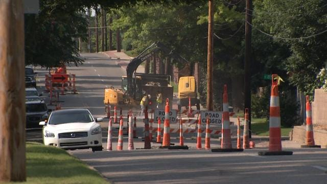 Construction Projects To Bring Congestion To Brookside Area
