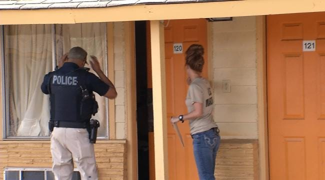 Muskogee Police, U.S. Marshals Checking In On Registered Sex Offenders