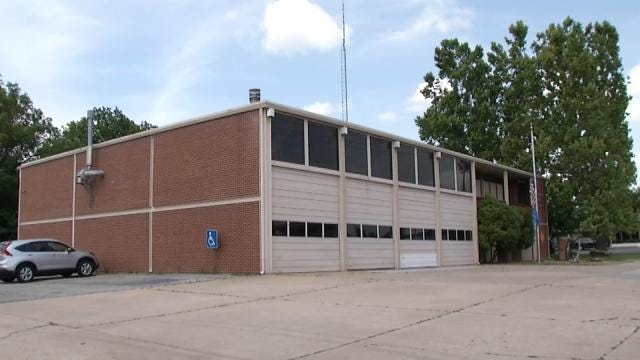 Broken Arrow Takes First Step To Fix Mold Problem At Fire Station