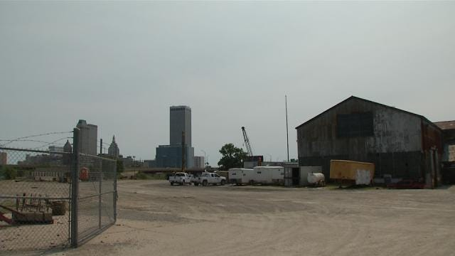 City Seeking Proposals To Develop Historic Land