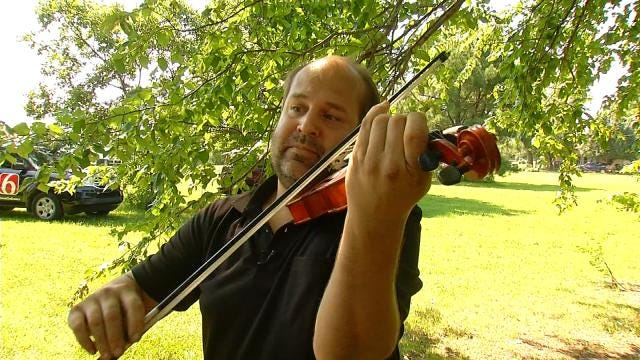 Henryetta's Musical Mechanic Brings Classical Music, Old Machines To Life