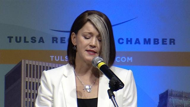 Incoming TPS Superintendent Speaks At State Of Education Luncheon