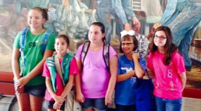 Tulsa-Area Girl Scouts To Camp Out On White House Lawn