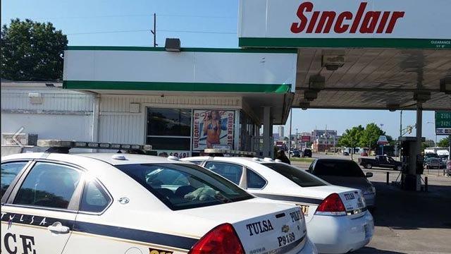 Armed, Masked Man Robs 3 Tulsa Stores, Still At Large