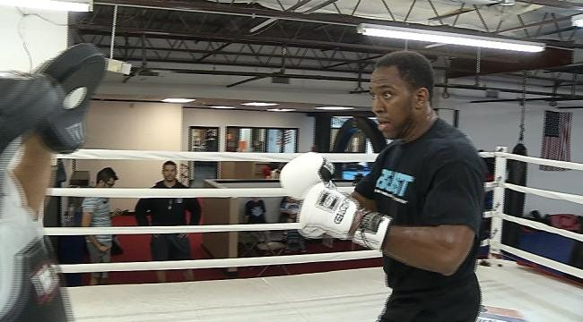 Owasso Kickboxer Puts World Title On The Line