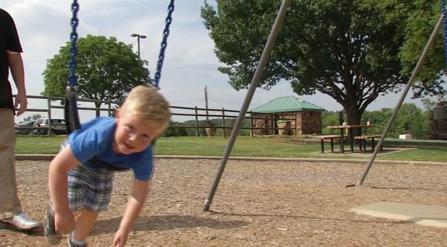 Bixby Dad Says EMSA Delay Endangered Toddler's Life