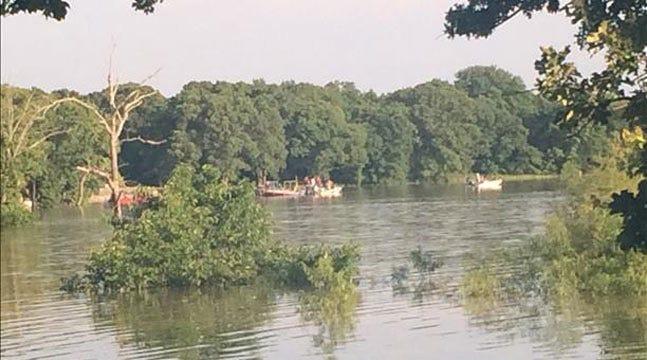 Drowning Victim Recovered At Copan Lake