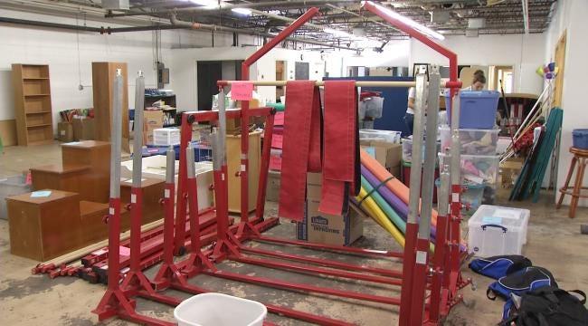 Gymnastics Program Affected By Tulsa Tornado Needs Help Moving