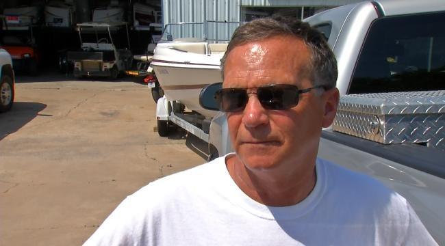 High Water Hurting Recreation At Several Oklahoma Lakes