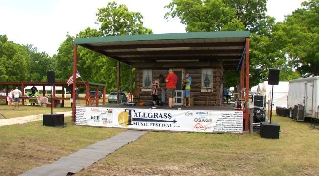 TallGrass Music Festival Kicks Off In Skiatook