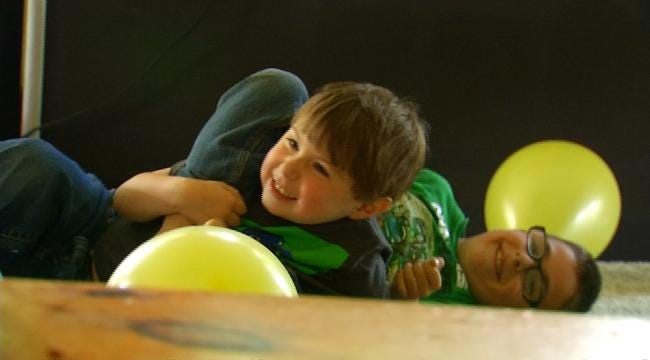 Verdigris Boy, 6, Thrives After Getting New Heart