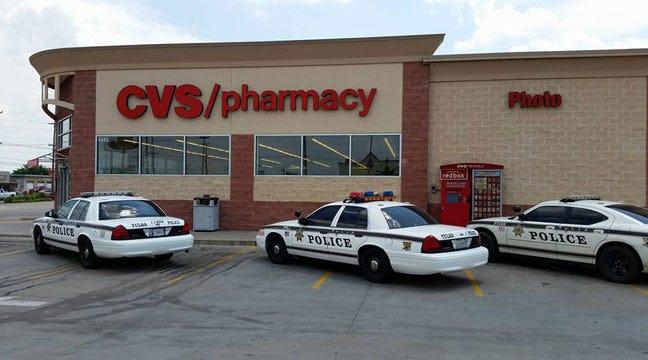 Woman Robs Tulsa CVS Pharmacy