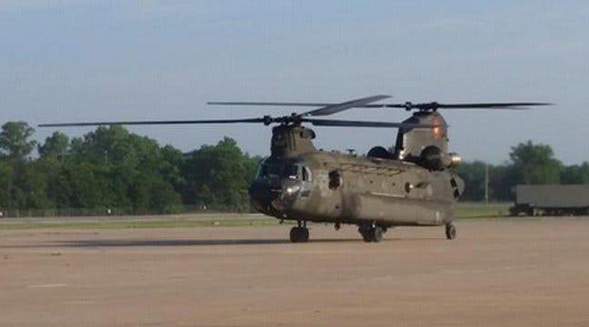 National Guardsmen From Tulsa Deployed To Kuwait