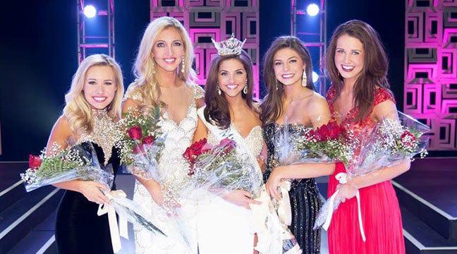 Tulsa Woman Crowned Miss Oklahoma