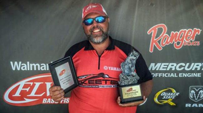 Checotah Angler Wins Walmart Bass Tournament Held On Skiatook Lake